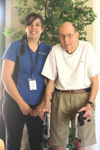 caregiving services
