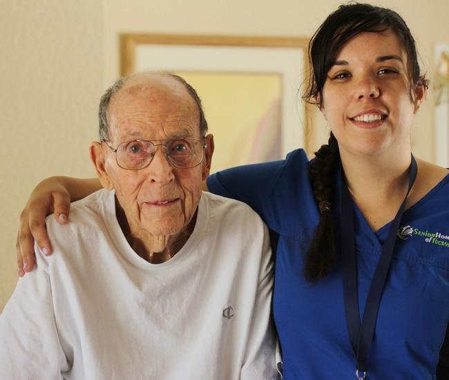 senior home care caregiver