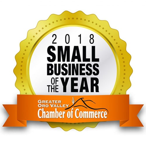 2018 Small Business of the Year