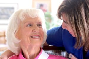 senior caregiving services in Tucson