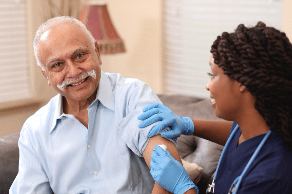 Flu Vaccine for Seniors