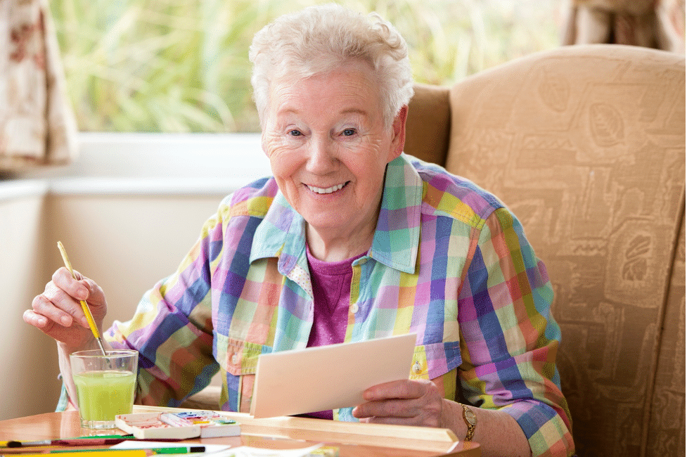 Creativity for Seniors